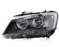 BMW X3 F25 HALOGEN HEADLIGHT LEFT SIDE # 63127217287