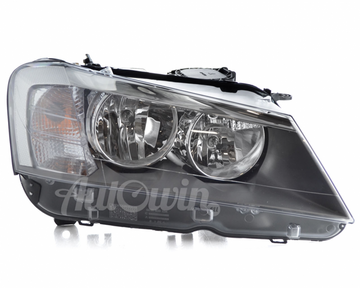 BMW X3 F25 HALOGEN HEADLIGHT RIGHT SIDE # 63127217288