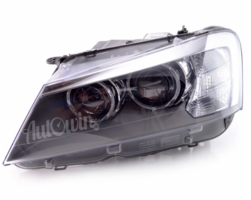 BMW X3 F25 BI-XENON HEADLIGHT LEFT SIDE # 63117276991