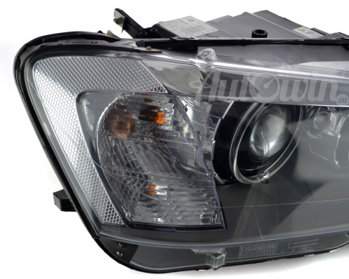 BMW X3 F25 BI-XENON HEADLIGHT RIGHT SIDE # 63117276992