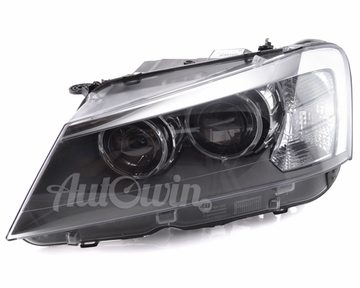 BMW X3 F25 BI-XENON ADAPTIVE HEADLIGHT LEFT SIDE # 63117276997