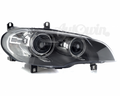 BMW X5 E70LCI BI-XENON HEADLIGHT RIGHT SIDE # 63117240788
