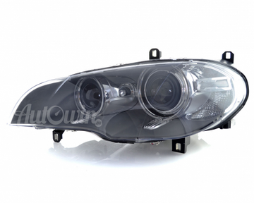 BMW X5 E70LCI BI-XENON ADAPTIVE HEADLIGHT LEFT SIDE # 63117240791