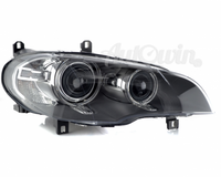 BMW X5 E70LCI BI-XENON ADAPTIVE HEADLIGHTS # 63117240791 # 63117240792