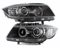 BMW 3 SERIES E90 E91 LCI BI-XENON HEADLIGHTS # 63117240247 # 63117240248