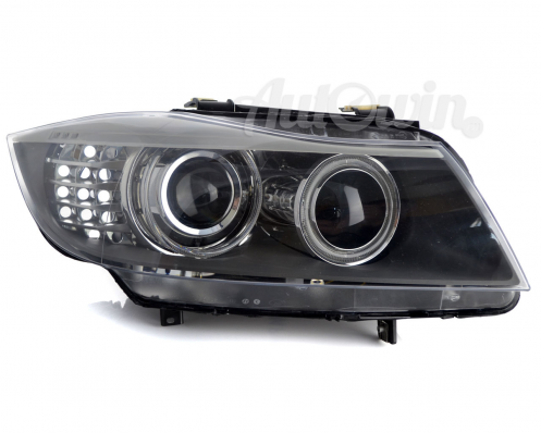 BMW 3 SERIES E90LCI E91LCI BI-XENON HEADLIGHT RIGHT SIDE # 63117240248