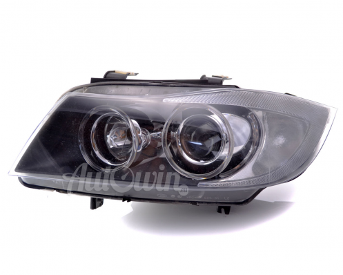 BMW 3 SERIES E90 E91 BI-XENON HEADLIGHT LEFT SIDE # 63117161667