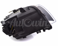 BMW 3 SERIES E90 E91 BI-XENON ADAPTIVE HEADLIGHT LEFT SIDE # 63117161671