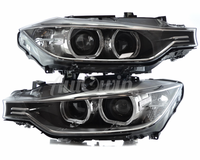 BMW 3 SERIES F30 F31 BI-XENON ADAPTIVE HEADLIGHTS # 63117338701 # 63117338702
