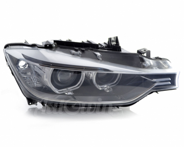 BMW 3 SERIES F30 F31 BI-XENON ADAPTIVE HEADLIGHT RIGHT SIDE # 63117338702