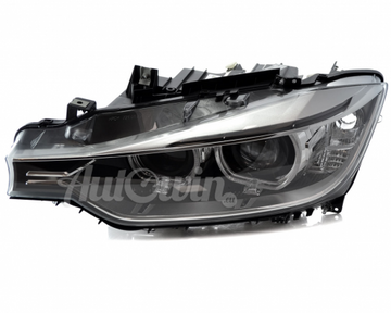 BMW 3 SERIES F30 F31 BI-XENON ADAPTIVE HEADLIGHT LEFT SIDE # 63117338701