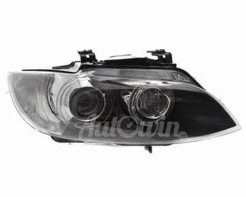 BMW 3 SERIES E92 E93 BI-XENON ADAPTIVE HEADLIGHT RIGHT SIDE # 63117182514