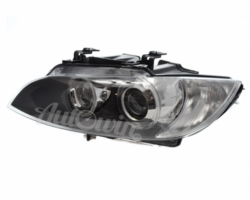 BMW 3 SERIES E92 E93 BI-XENON ADAPTIVE HEADLIGHT LEFT SIDE # 63117182513