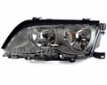 BMW 3 Series E46 Sedan HALOGEN HEADLIGHT LEFT SIDE # 63126908215