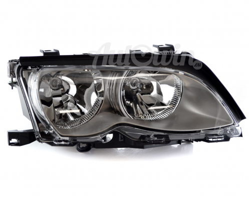 BMW 3 Series E46 Sedan HALOGEN HEADLIGHTS # 63126908215 # 63126908216