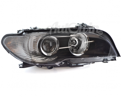 BMW 3 Series E46 Coupe HALOGEN HEADLIGHT RIGHT SIDE # 63127165890