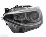BMW 1 SERIES F20 F21 BI-XENON HEADLIGHTS LEFT SIDE # 63117296913