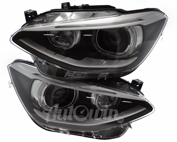 BMW 1 SERIES F20 F21 BI-XENON HEADLIGHTS # 63117296913 # 63117296914