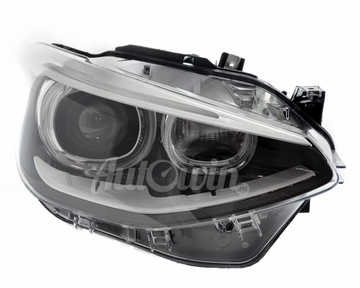 BMW 1 SERIES F20 F21 BI-XENON HEADLIGHTS RIGHT SIDE # 63117296914