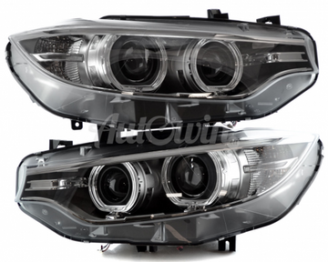 BMW 4 Series F32 F33 F36 F80 F82 F83 BI-XENON ADAPTIVE HEADLIGHTS # 63117377839 # 63117377840