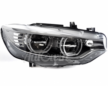 BMW 4 Series F32 F33 F36 F80 F82 F83 FULL LED ADAPTIVE HEADLIGHT RIGHT SIDE # 63117377842