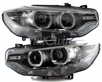 BMW 4 Series F32 F33 F36 F80 F82 F83 BI-XENON HEADLIGHTS # 63117377843 # 63117377844