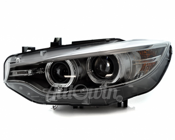BMW 4 Series F32 F33 F36 F80 F82 F83 BI-XENON HEADLIGHT LEFT SIDE # 63117377843