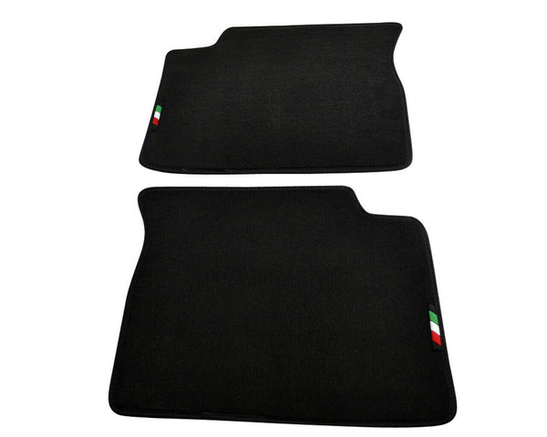 FLOOR MATS FOR Alfa Romeo MiTo (2008-2016) AUTOWIN.EU TAILORED SET FOR PERFECT FIT