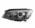BMW 7 Series F01 F02 F04 BI-XENON ADAPTIVE HEADLIGHT LEFT SIDE # 63117228427