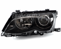 BMW 3 Series E46 Sedan BI-XENON HEADLIGHT AHL AL ECE LEFT SIDE # 63127165775