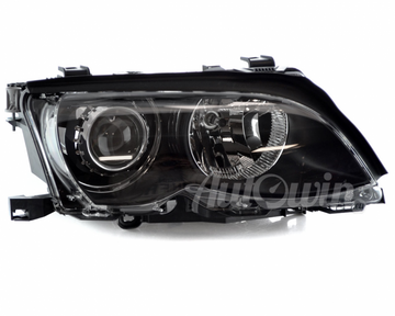 BMW 3 Series E46 Sedan BI-XENON HEADLIGHT ADAPTIVE AL ECE RIGHT SIDE # 63127165776