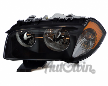 BMW X3 E83 HALOGEN HEADLIGHT LEFT SIDE # 63123418399