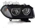 BMW X3 E83 LCI HALOGEN HEADLIGHT WHITE TURN INDICATOR RIGHT SIDE # 63127162190