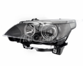 BMW 5 series E60 E61 BI-XENON HEADLIGHT LEFT SIDE # 63127165567