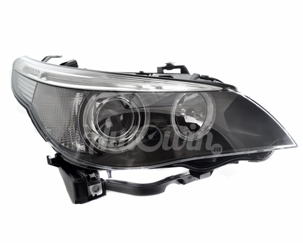 BMW 5 series E60 E61 BI-XENON HEADLIGHT RIGHT SIDE # 63127165568