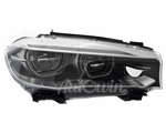 BMW X5 F15 FULL LED TECHNOLOGY HEADLIGHT RIGHT SIDE # 63117381138