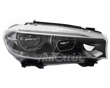 BMW X5 / X6 F15 F16 F85 F86 FULL LED TECHNOLOGY HEADLIGHT RIGHT SIDE # 63117381138