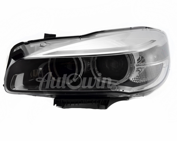 BMW 2 SERIES F45 F46 FULL LED HEADLIGHT LEFT SIDE # 63117391401