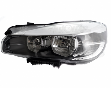 BMW 2 SERIES F45 F46 HALOGEN HEADLIGHT LEFT SIDE # 63117422573