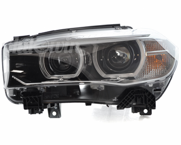 BMW X5 / X6  F15 F16 F85 F86  BI-XENON HEADLIGHT ECE LEFT SIDE # 63117317101