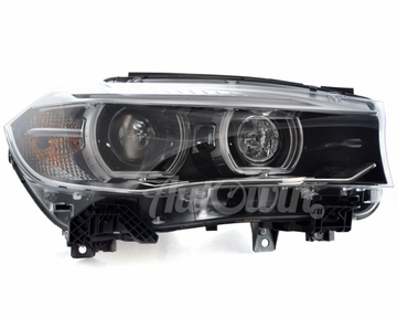 BMW X5 / X6  F15 F16 F85 F86  BI-XENON ADAPTIVE HEADLIGHT RIGHT SIDE # 63117317106