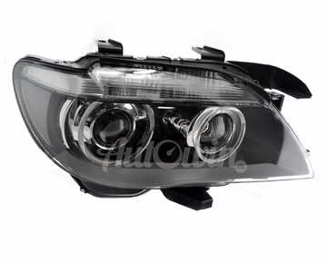 BMW 7 Series E65 E66 BI-XENON HEADLIGHT RIGHT SIDE # 63127162118