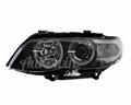BMW X5 E53 BI-XENON HEADLIGHT WHITE DIRECTION INDICATOR LEFT SIDE # 63117166803