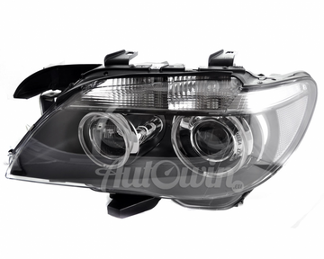 BMW 7 Series E65 E66 BI-XENON ADAPTIVE HEADLIGHT LEFT SIDE # 63127162111