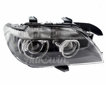BMW 7 Series E65 E66 BI-XENON ADAPTIVE HEADLIGHT RIGHT SIDE # 63127162112