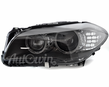 BMW 5 Series F10 F11 BI-XENON ADAPTIVE HEADLIGHT LEFT SIDE # 63117271907