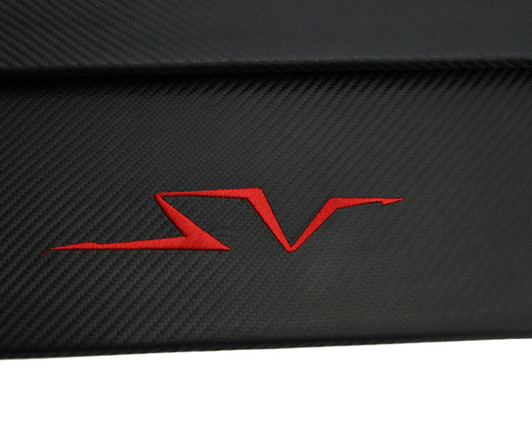 Floor Mats for Lamborghini Aventador SV Leather Carbon Limited Edition
