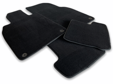 Floor Mats for Porsche Cayenne 2010-2018 92A LHD Carpet AutoWin