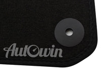 Floor Mats For Audi A6 C5 with AutoWin.eu Golden Logo