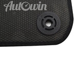 Floor Mats For Audi Q5 FY with AutoWin.eu Golden Logo